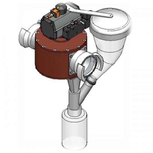 Préleveur-représentatif-transport-pneumatique